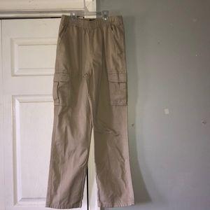 The Children's Place Boys Khaki Cargo Pants